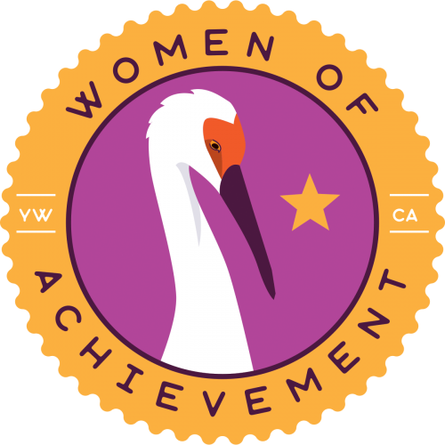 Women of Achievement Logo