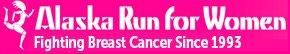 Alaska Run for Women logo