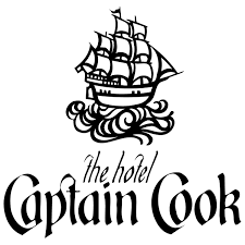 Hotel Captain Cook logo