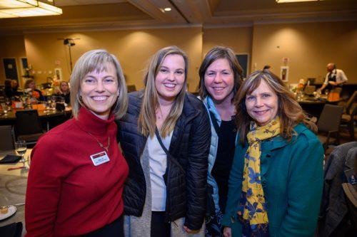 YWCA Awards Group Photo