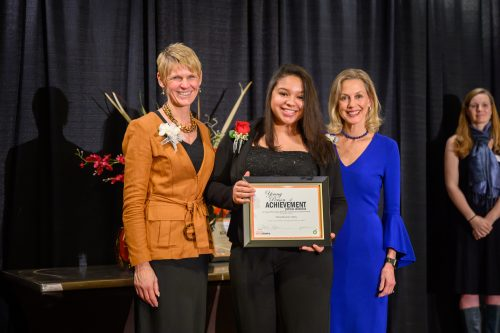 YWCA Women of Achievement 2019 Award Photo