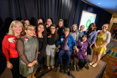 YWCA Women of Achievement 2019 Group Photo